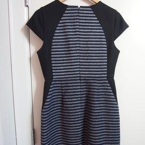 J. Crew Tweed and Wool Business Dress